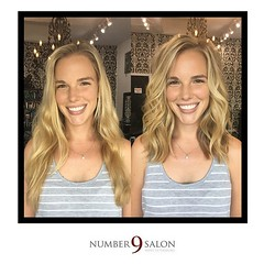 "Nothing quite like a cut & style by stylist, Jo, to start your Tuesday off right! • <a style=""font-size:0.8em;"" href=""http://www.flickr.com/photos/41394475@N04/29621212256/"" target=""_blank"">View on Flickr</a>"