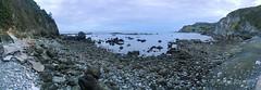 Panorama de Playa Soledad de Laredo, Cantabria. (Airbeluga) Tags: cantabria espaa laredo marcantbrico naturaleza panorama