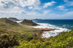 Walk towards islands (corsicagwen) Tags: iles sanguinaires corse corsica islands sea mer mditrrane