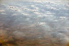 LFPG Paris Charles de Gaulle airport (mikeyp2000) Tags: france airport paris charlesdegaulle lfpg cloudy distant cdg aerial clouds
