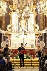 Dúo Nannerl, Anxo y Estrela Fernández con Diego Basadre 12