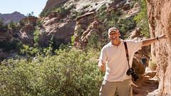 20160917 5DIII Zion Horseshoe Antelope 659 (James Scott S) Tags: hurricane utah unitedstates us zion national park nps horseshoe bend valley fire travel wanderlust canon 5diii 5d3 lrcc desert