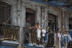 Cuba, People in Havana (CARLORICCI) Tags: clotheshanginginthesun clotheshangingonthebalcony viñales valleviñales pinardelrío cienfuegos arcipelagodeicaraibi playaancon penisoladiancón unesco patrimoniodellumanitàdallunesco sanctispíritus caraibi cuba trinidad ciudaddelahabana lahabana lavana havana malecon carlo carloricci nikon nikond810 riccarlo nikkor nikkor70300mmf4056ed oןɹɐɔcarlo ©copyright carl㋡ cohiba rum ron santiagodecuba havanaclub cayoblanco cayolargo cayolevisa cigar labodeguitadelmedio elfloridita hemingway