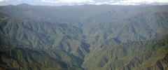 mountain range (Bernal Saborio G. (berkuspic)) Tags: forest rainforest tropical mountain trees aerialview mountainrange parqueinternacionallaamistad nature preserve ecology