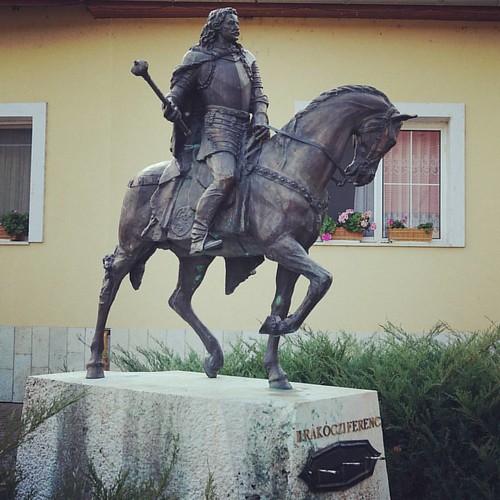 Ференц II  Ракоци- основатель токайского виноделия  Легендарный Токай  Венгрия  Токай   #ЖизньКакБольшоеПутешествие  #венгрия  #токай