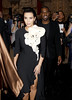 Kanye West and Kim Kardashian Paris Fashion Week Fall / Winter 2013- Stephane Roland Haute Couture - arrivals Paris, France