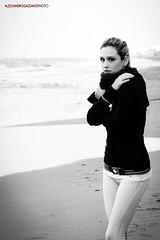 40.jpg (Alessandro Gaziano) Tags: portrait bw girl beauty model bn occhi sguardo ritratto biancoenero bellezza ragazza alessandrogaziano