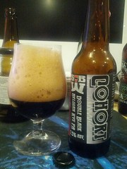 Summer Wine Brewery Cohort Double Black Belgian Rye IPA