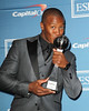 DeMaryius Thomas 2012 ESPY Awards - Press Room at the Nokia Theatre L.A. Live Los Angeles, California