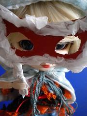 Au bal, au bal masqué ohé ohé ~♥ (Baba Wistily) Tags: groove pullip bastilleday 14juillet kirsche vl balmasqué junplanning vögelslied crazyfrogy