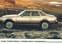 1980 AMC Eagle 4X4 4 Door Sedan (coconv) Tags: pictures auto door old classic cars car sedan vintage magazine ads advertising cards four photo flyer automobile post 4x4 image eagle photos antique album postcard 4 ad picture images advertisement vehicles photographs card photograph postcards vehicle hornet autos collectible amc collectors concord 1980 brochure automobiles dealer prestige