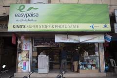 Pakistan-Easypaisa-Agent Network