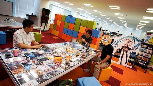 Pixiv Office Tour