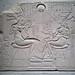 House Altar wih Akhenaten, Nefertiti and Three Daughters, detail with