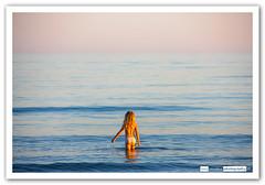Limitless (Lst1984) Tags: ocean uk sea water girl libertad freedom mar kid agua brighton atlantic nia oceano atlantico limitless canoneos40d lsarabia lst1984 luissarabia