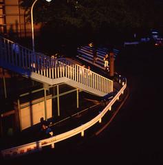 Hasselblad 503cx_E100VS_521 (No Donuts For You) Tags: color colour 120 6x6 film japan analog zeiss t shinjuku kodak slide hasselblad carl handheld epson medium format positive manual e100vs cf planar 80mm reversal v500 503cx