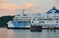 BC Ferries - Coastal Renaissance departing Berth 2, Departure Bay. (BCFS) Tags: ferry bay bc fsg bcferriescoastal renaissancedeparture