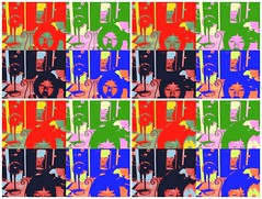 Photo 13 (choeehh_7) Tags: photobooth popart flickrbooth flickrboothstrip