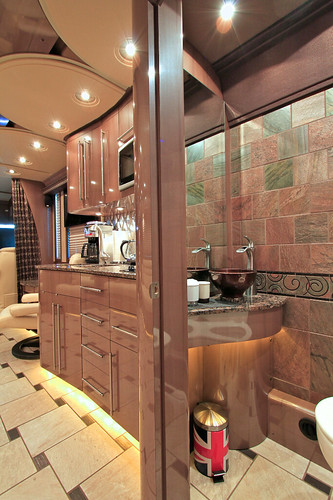 Platinum - Galley and Front Bathroom