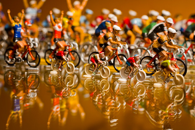 mini-mini cyclists