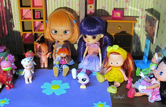 Blythe a Day August: 7 - Playtime