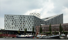 The Whale, Amsterdam (asli aydin) Tags: amsterdam housing west8 architecturalphotography thewhale dearchitektencie architectureframed