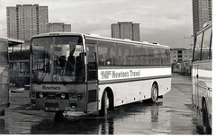 1983 NT Volvo B10M. VanHool Alizee. Newton's of Dingwall (ronnie.cameron2009) Tags: scotland volvo tv coach edinburgh glasgow scottish toilet perth coaches inverness ullapool vanhool johnogroats scottishhighlands rossshire highlandsofscotland rosscromarty newtonstravel ferrybus citytocity fastclass towntotown newtonsofdingwall smnewton