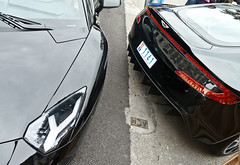 Black Brothers (tobibrec) Tags: cars square one am place martin du casino montecarlo monaco carlo monte lamborghini 77 aston astonmartin supercars casinosquare carspotting placeducasino spottin worldcars one77 aventador astonmartinone77 lp700 lamborghiniaventador tobibrec