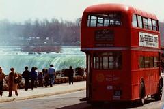 Ex London transport RT 599 HLX416 at Niagra Falls. (Ledlon89) Tags: canada bus london transport niagrafalls rtbus alltypesoftransport