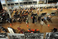 """4th Annual """"Classic Motorcycle Show"""" at the Simeone Museum"""