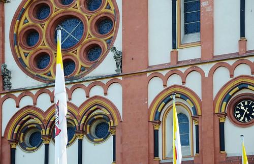 Limbourg (Hesse), la cathédrale (2)