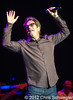 Huey Lewis And The News @ DTE Energy Music Theatre, Clarkston, MI - 08-09-12