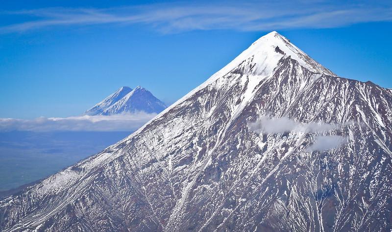 Klyuchevskaya Volcano