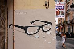 Valencia, wikileaks mural (bezembinder) Tags: streetart valencia mural bezembinder wikileaks