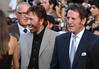 Chuck Norris with Frank Stallone at the Los Angeles Premiere of The Expendables 2 at Grauman's Chinese Theatre. Hollywood, California