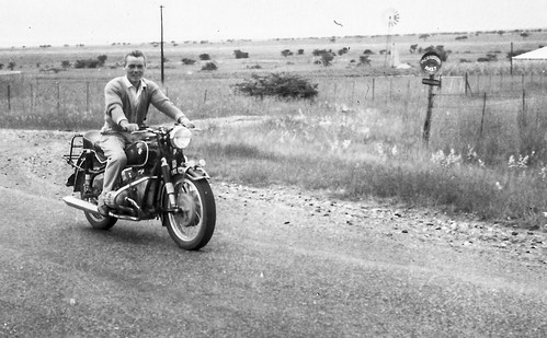 South African photographs from 1954-49
