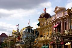 Main Street USA (Hilary_JW) Tags: disney eurodisney disneylandparis mainstreetusa themeparks disneylandpark