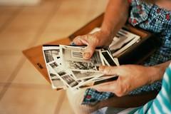 (danieladenkova) Tags: pictures film kitchen analog photography hands grandmother box memories photographs nikonfm2 kodakektar100