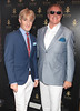 Conal Kennedy and John Pickering pictured at the opening of Wilde Bar Club and Venue in Wicklow Street,Dublin..Pic Brian McEvoy