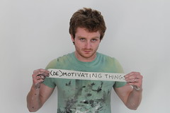 (De)motivated Kris (natescrates) Tags: artist demotivation demotivated