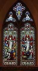 Norton-juxta-Kempsey, Worcestershire, St James. (Tudor Barlow) Tags: england churches stainedglass worcestershire listedbuilding hardman parishchurch churchinteriors gradeiilistedbuilding wdhct nortonjuxtakempsey worcestershireanddudleyhistoricchurchestrust
