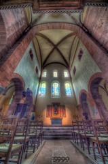 Little Abbey (fs999) Tags: france church abbey paintshop pentax kirche sigma special iso alsace paintshoppro uga fx effect glise tone hdr k5 mapped corel treatment abbaye aficionados pentaxist effet uwa artcafe spcial hautrhin ultrawideangle traitement abtei photomatix tonemapped tonemapping hsm 5photos 80iso murbach florival pentaxian elitephotography ashotadayorso justpentax topqualityimage zinzins ultragrandangle flickrlovers topqualityimageonly fs999 pentaxart pentaxk5 sigma816 sigma816mmf4556dchsm paintshopprox4ultimate x4ultimate