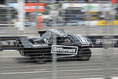 Bit Torrent (scienceduck) Tags: scienceduck 2016 july bittorrent truck toronto tdot ontario canada irl indyracingleague indy torontoindy hondaindytoronto pan panning motion t11