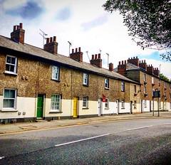 Terraced houses, Billericay (nigelharris4) Tags: terracedhouses street billericay essex