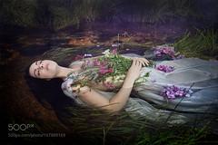 Zephy (Justin S Reid) Tags: ifttt 500px portrait water river preraphaelite ophelia drowned dierjscreensaver