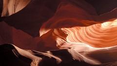 Navajo dream (travelben) Tags: page arizona usa antelope canyon nature geology landmarks colors rock formation canyons sandstone navajo