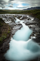 Blue Silk (KrissyM_77) Tags: iceland june longexposure nd110
