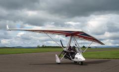 G-CHGA Quik GTR, Scone (wwshack) Tags: egpt flyingforfreedom perthairport quikgtr scone sconeairport scotland gchga