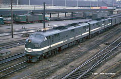 New York Central 4023 Chicago IL 6-17-1967 (Frater Operator) Tags: newyorkcentral nyc e7a