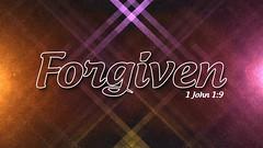 1 John 1:9 (tcjakob) Tags: 1john forgiven abstract red purple texteffect orange confess faithful cleanse